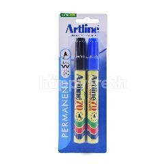 Artline Permanent Markers