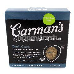Carman's Dark Choc Blueberry Superfood Granola Bars