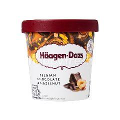 Häagen-Dazs Belgian Chocolate + Hazelnut Ice Cream