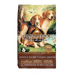 พินนาเคิล อาหารสุนัขชนิดเม็ด สูตรเป็ดและมันฝรั่งหวาน 5.4 กก.