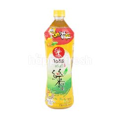 โออิชิ น้ำชาเขียวญี่ปุ่น รสน้ำผึ้งผสมมะนาว 800 มล.