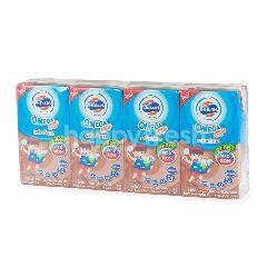 โฟร์โมสต์ นมยูเอชที รสช็อกโกแลต 110 มล. (แพ็ค 4)