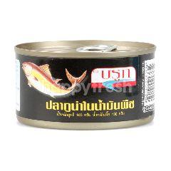 บรูก ปลาทูน่าในน้ำมันพืช