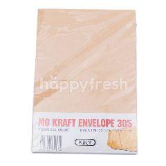 Kiky Amplop Cokelat 305