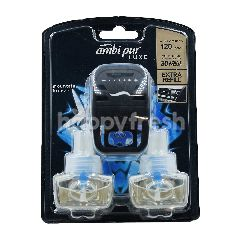 Ambi Pur Mountain Breeze Car Vent Clip Fragrant With Refill