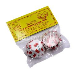 Spicon Products Cupcake Floral Wrappers (80 Pieces)