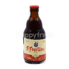 St Feuillien Brune Beer