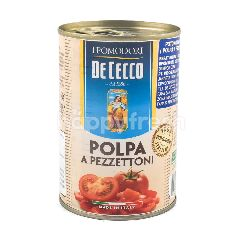 De Cecco Polpa A Pezzetoni Potongan Tomat