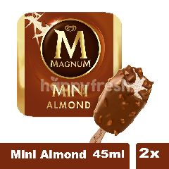 Wall's Mini Almond Es Krim Twinpack