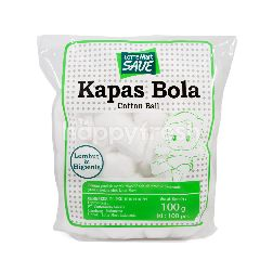 Choice L Save Bola Kapas