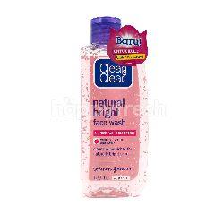 Clean & Clear Pembersih Wajah Cerah Alami Bebas Berminyak