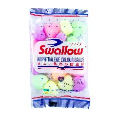 Swallow Kapur Barus Warna