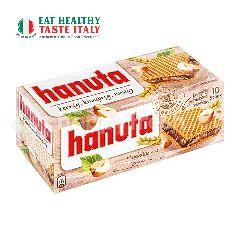 Ferrero Hanuta Chocolate Wafer (10 Pack)