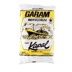 Cap Kapal Iodium Salt