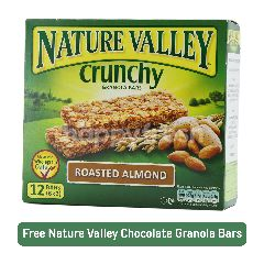 Nature Valley Crunchy Oats & Roasted Almond Granola Bars