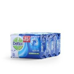 Dettol Active Anti Bacterial