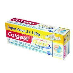 Colgate Pro Breath Health Toothpaste (2 Pieces)
