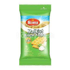 Roma Malkist Kelapa Kopyor Biscuit (10 Sachets x 19g)