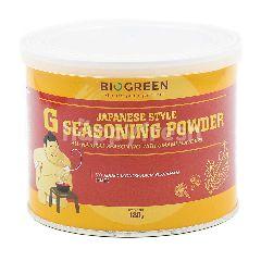 Biogreen Japanese Style Seasoning Powder