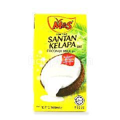 M&S Coconut Milk Uht