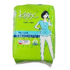 Kotex Fresh Liner Regular