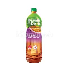 Heaven & Earth Ice Passionfruit Tea Drink 1.5L