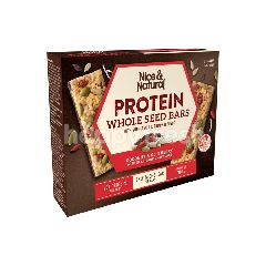 Nice & Natural Protein Whole Seed Bar Coconut & Goji Berry