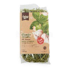 Ladang Lima Mie Vegetarian Basil & Bawang Putih