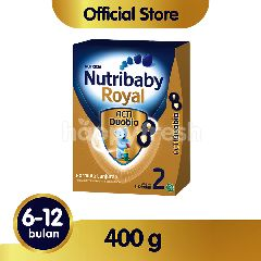 Nutribaby Royal 2 Pronutra+ Susu Formula Lanjutan