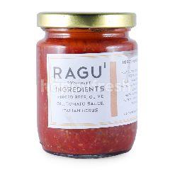 Mamma Rosy Ragu' Pasta Sauce