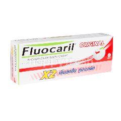 ฟลูโอคารีล ยาสีฟันออริจินัล สูตร 2 ฟลูโอไรด์