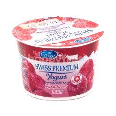 Emmi Swiss Premium Yogurt Raspberry