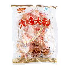 Hong Mao Hong Mao Kembang Gula Lunak Rasa Jeruk Mandarin