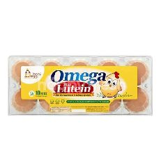 Happy Egg Omega Plus Lutein 10 Eggs