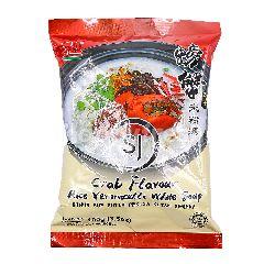A1 Ak Koh Crab Flavour Instant Rice Vermicelli White Soup