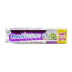Lion Fresh & White Toothpaste