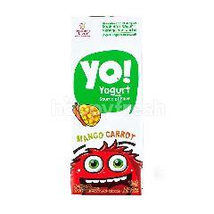Heavenly Blush Yo! Yogurt Rasa Mangga dan Wortel