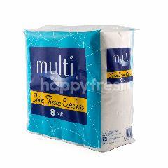Multi Tisu Toilet Tanpa Core