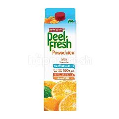 MARIGOLD PEEL FRESH No Sugar Added Orange 1L