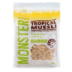 Monster Tropical Muesli Cereal