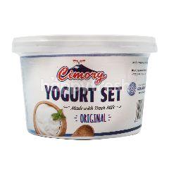 Cimory Yogurt Kental & Lembut Rasa Original