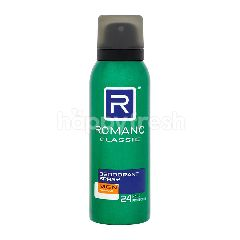 Romano Classic Deodorant Spray For Men