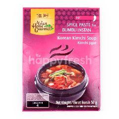 Asian Home Gourmet Bumbu Instan Sup Kimchi Korea