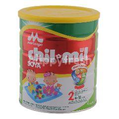 Morinaga Chil-Mil Soya Baby Milk 6-12 Months Old
