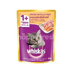 Whiskas Pouch Seafood Cocktails Cat Food