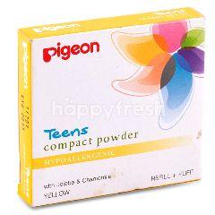 Pigeon Bedak Compact Kuning Untuk Remaja