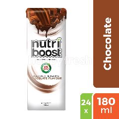 Nutri Boost Nutri Boost Minuman Susu Rasa Cokelat 24-Pack