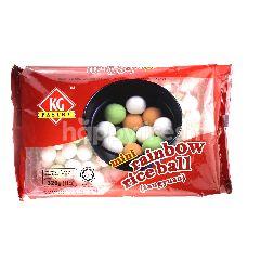 KG Mini Rainbow Riceball (Tangyuan)