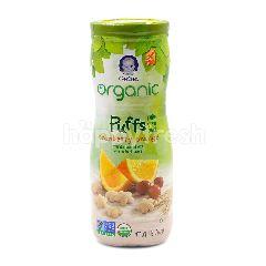 Gerber Organic Puffs Cranberry Orange Grain Snack