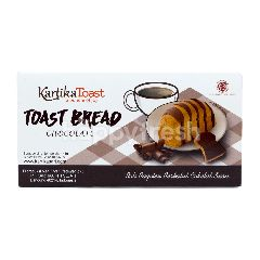 Kartika Sari Roti Panggang Susu Cokelat